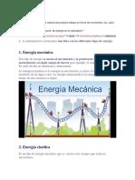 Trabajo Sector Energetico