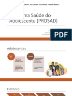 Programa de Saúde Do Adolescente