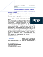 A Literature Review of Agribusiness Companies in Global Bourses (2018)