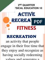 PE 10_Q2-Active Recreation (FITNESS)