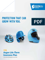AL ITerm Insurance Plan_Sales Brochure