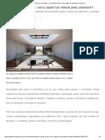 Revista Arquitetura e Construção - Tira-dúvidas Da Obra_ Como Captar Luz Natural Pela Cobertura