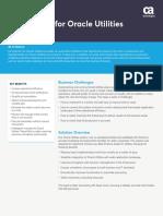 CA Automic - Oracle-utilities