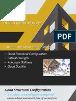 Earthquake resistant design for Masonry building