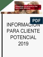 PE_2019 Información Para Cliente Potencial