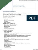PEBC EE Blueprint