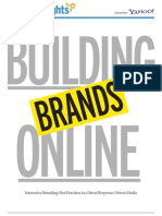 Ad age Insights -  Building Brands Online