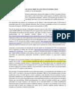 Análisis del desempleo en el Perú en los 5 últimos años