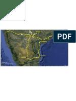 Hyderabad Map