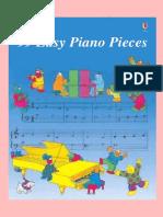 99 Easy Piano Pieces