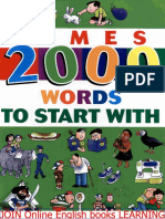 2000 Words to Start With