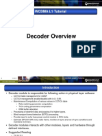 Decoder Overview
