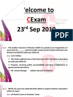 23 September 2019 Current Affairs by CExam (1)