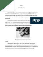 Material Properties (1)