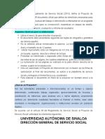 2. Guía Para Elaboración de Proyecto de Servicio Social y Matris