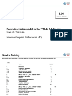 WV Motores 1.9 TDI Variantes