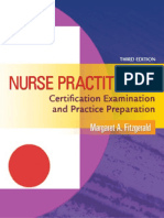 Fitzgerald Nurse Practitioner Certification Examination and Practice Preparation, 3rd Edition