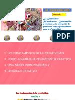 CREATIVIDAD EMPRESARIAL-II