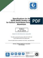 Qualanod Spec. Ed 01.01.19