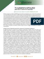Chacruna Sexual Awareness Guidelines Spanish