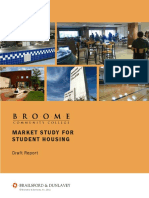 On-Campus Housing Feasibility Study