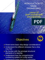 Ship Design and Engineering