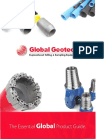 Drilling Equipmnet Catalogue 2018