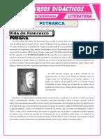 Francesco Petrarca Para Primero de Secundaria (1)
