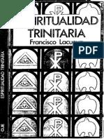 Francisco Lacueva Espiritualidad Trinitaria