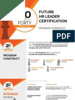 HR 40under40 ProgramConstruct