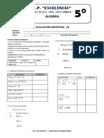 Algebra 5a