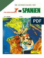 Asterix 14 - Asterix in Spanien