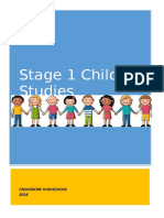 stage 1 child studies healthy party food 2018