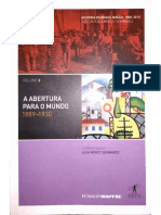 texto introdutório do livro Nação Brasil
