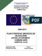 Anexa 3- Planul Strategic de Dezvoltare Socio-Economică a Comunei Iara.doc