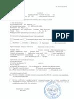 43 Referat Privind Verficarea de Calitate La Cerinta a1