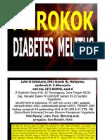 Microsoft PowerPoint - UTK PANITIA & PESERTA Joz Joz SLIDE PROBO Merokok Dan Diabetes 18 0111 UC