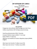 9. Ppt Obat Off Label 29 Juli 2019