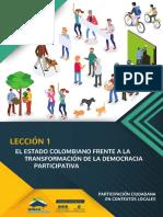 Articipacion Ciudadana en Contextos Locales Idpac