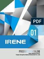 Catalogo Maxilo Irene 2017