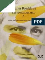 Baudelaire, Charles_Las flores del mal.pdf