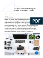 How to Choose Your Camera Settings in Manual Mode (With Examples!) — LIVE SNAP LOVE-1