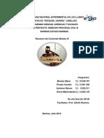 Resumen de Derecho Procesal Civil.