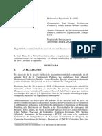 Corte Constitucional Sentencia C-017 de 2019