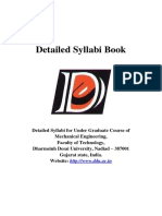 Detailed Syllabus DDIT