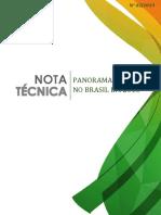 NT - Biogás no Brasil
