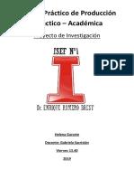 Produccion didactica academica
