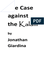 The Case Against the Kalam