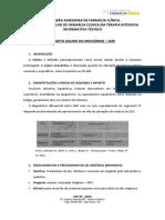 V Informativo Tecnico - Infarto Agudo Do Miocardio