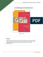 0582529174 Going for Gold Upper Intermediate Sb
